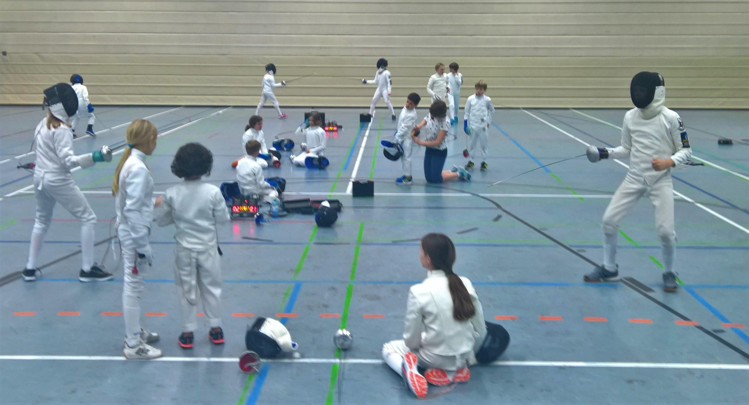 Fechten_in_Ravensburg_TSB_Fechtakademie_Ravensburg_Kinder_Training